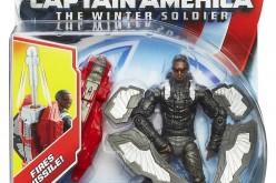 Marvel's Captain America – The Winter Soldier Rocket Storm Falcon Action Figure Official Press Images
