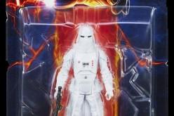 Hasbro's Star Wars 2014 Saga Legends Snowtrooper & Darth Maul Figures In Packaging