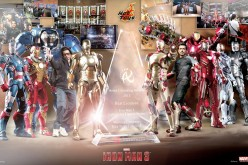 Hot Toys Wins Best Licensee For Iron Man 3 Collectible Figures