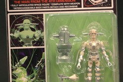Infinity Edition Outer Space Men Gamma-X Figure Revealed