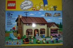 LEGO The Simpsons House 71006 First-Look