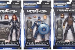 Marvel Legends Captain America Infinite Series Wave 2 In Stock & Pre-Order Listed On Amazon