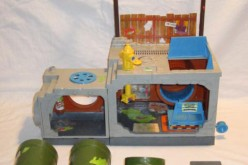 Nerd Rage Toys Restocks 1989 TMNT Sewer Playset & 1991 Turtle Tank