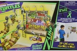 Teenage Mutant Ninja Turtles Zip-Line Playsets In Stock At Toys R Us