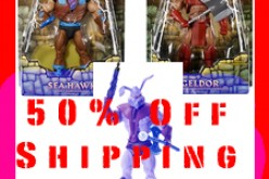 ToyHypeUSA Store – 50% Off Shipping Sale Until Jan. 31st (U.S. Only)