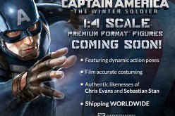 Captain America: The Winter Soldier ¼ Scale Collectibles Announced