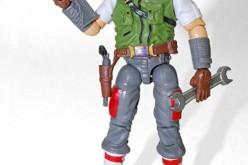 G.I. Joe Collectors' Club 2014 Cross-Country Membership Exclusive Final Production Figure Image