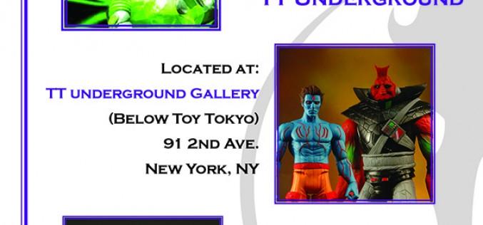 Four Horsemen's ToyPocalypse 4: FanEXtasy NYTF Show Announced