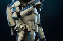 Pre-Order – Star Wars Captain Rex, Geonosis Commander Battle Droid & Geonosis Infantry Battle Droids Sixth Scale Figures