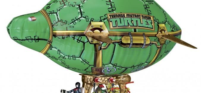 """Teenage Mutant Ninja Turtles Turtle Blimp In Stock At Toys """"R"""" Us"""
