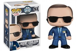 Agents Of Shield Agent Coulson Pop! Vinyl Figure Announced