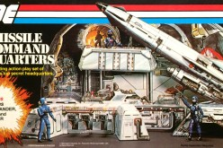 Cobra Missile Command Headquarters 1982 Sears Exclusive 3D View By 3DJoes