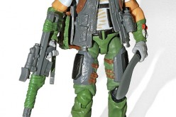 G.I. JoeCon 2014 Survivalist: Outback Figure Exclusive Revealed