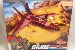 Nerd Rage Toys Sponsor Update – G.I. Joe 25th Anniversary Python Patrol Conquest X-30 In Stock