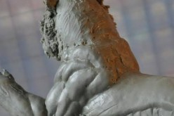 Icon Heroes Masters Of The Universe Statue In-Progress Preview