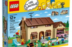 LEGO Shop Has The Simpsons House Exclusive Set In Stock