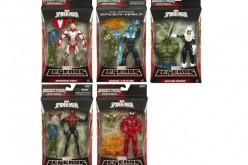 Marvel Legends Amazing Spiderman Infinite Series $16.99 Each At Amazon