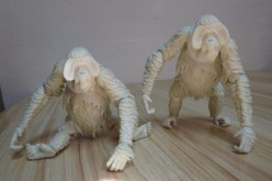 NECA Dawn Of The Planet Of The Apes Mauric Figure Prototype