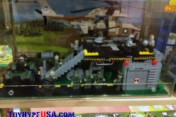NYTF 2014 – IMEX Introduces LEGO Military Sets That May Resemble G.I. Joe Characters