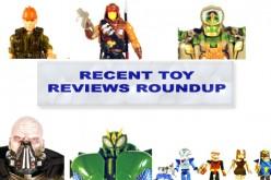 Recent Toy Review Roundup – G.I. Joe Tollbooth, Desert Scorpion, Transformers Rhinox, Star Wars 1:6 Darth Malgus, Transformers Waspinator, Thundercats Hoooo! Minimates