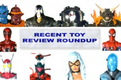 Recent Toy Review Roundup – MOTUC Two Bad, DC Bane, Mr. Freeze, Marvel Legends Infinite Series Amazing Spider-Man