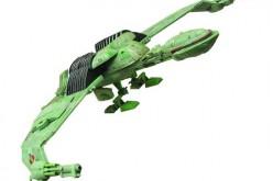 Star Trek Klingon Bird Prey H.M.S. Electronic Bounty Vehicle 40% Off Sale At Entertainment Earth