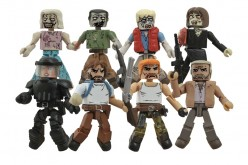 The Walking Dead Minimates Rise Again At Toys R Us With Series 5