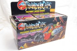 Nerd Rage Toys Update – Thundercats Vintage Action Figures & Mutant Nose Diver Vehicle Added