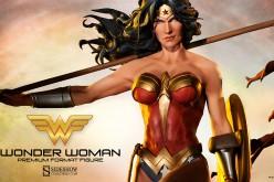 Wonder Woman Premium Format Figure Preview