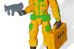 G.I. JoeCon 2014 E.C.O. Force Engineer: Clean-Sweep Figure Revealed