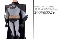 DC Collectibles Confirms Upcoming BTAS Action Figures Are In 6 Inch Scale