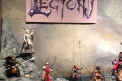 Four Horsemen Studios Announce Mythic Legions Toyline