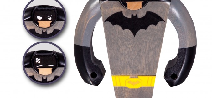 DC Collectibles Batman & Superman Wood Figures In Action Preview Video