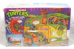 Nerd Rage Toys Update – Teenage Mutant Ninja Turtles Vintage Action Figures & Vehicles
