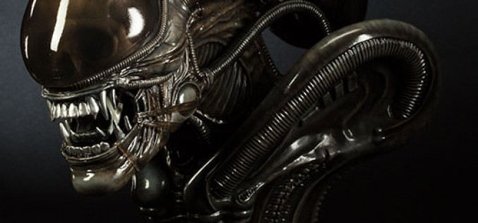 Pre-Order – Alien Big Chap Legendary Scale Bust