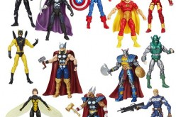 Entertainment Earth Update – Hasbro's Avengers Infinite 3.75 Inch Wave 2 Case Pre-Orders