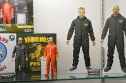 NYTF 2014 – Mezco Breaking Bad & Sons Of Anarchy Figure Images