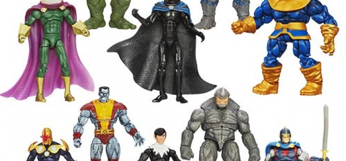 Nerd Rage Toys Update – Marvel Universe, Amazing Spider-Man 2, Go Bots, TMNT Sale, MOTU, Toxic Crusaders, G.I. Joe, Thundercats & More