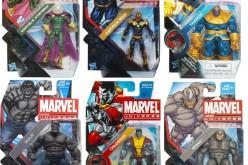 Nerd Rage Toys Update – Marvel Universe Set Of 6 Sale & Last One