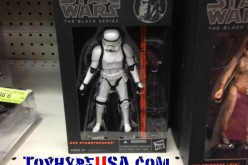 Found! Star Wars Black Series 6 Inch Wave 3 Stormtrooper At Toys R Us