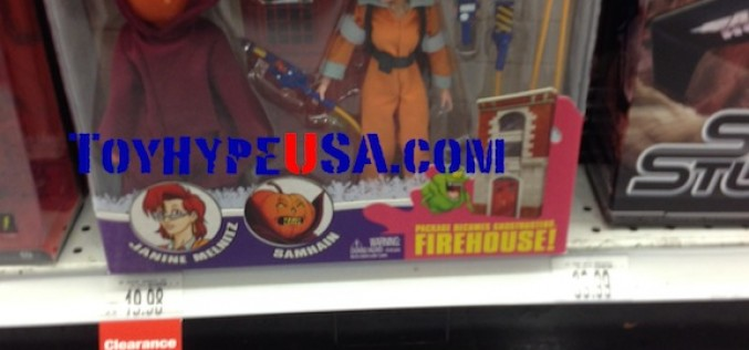 The Real Ghostbusters Retro-Action Toys R Us Exclusive Box Set Now $15.98