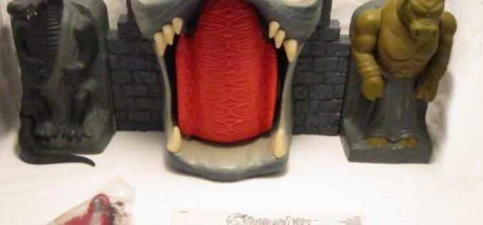 Nerd Rage Toys Restocks Thundercats 1985 Mumm-Ra's Tomb & Mumm-Ra