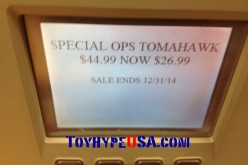 Toys R Us 40% Clearance Sale On G.I. Joe Eaglehawk Helicopter