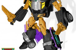 Transformers BotCon 2014 Exclusive Pirate Captain Of The Star Seekers: Cannonball Figure Revealed
