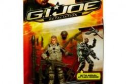 Nerd Rage Toys Update – G.I. Joe Retaliation & The Walking Dead Daryl Dixon Deluxe Box Set In Stock