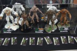 Creatureplica Series 1 Cryptids And Variants Images From Horror Hound Weekend