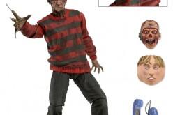 NECA Nightmare On Elm Street 30th Anniversary Ultimate Freddy Figure Announced