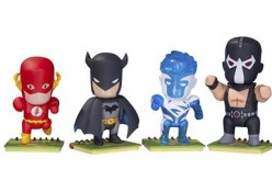 DC Collectibles Scribblenauts Unmasked Series 2 Mini Figures In Stores Today