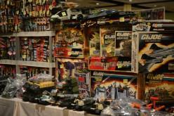 G.I. JoeCon 2014 – Dealer Room Day 1