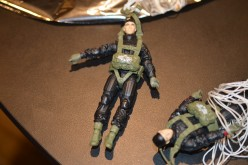 G.I. JoeCon 2014 – Night Force Crazy Legs Parachute Exclusive Sold Out Way Too Fast
